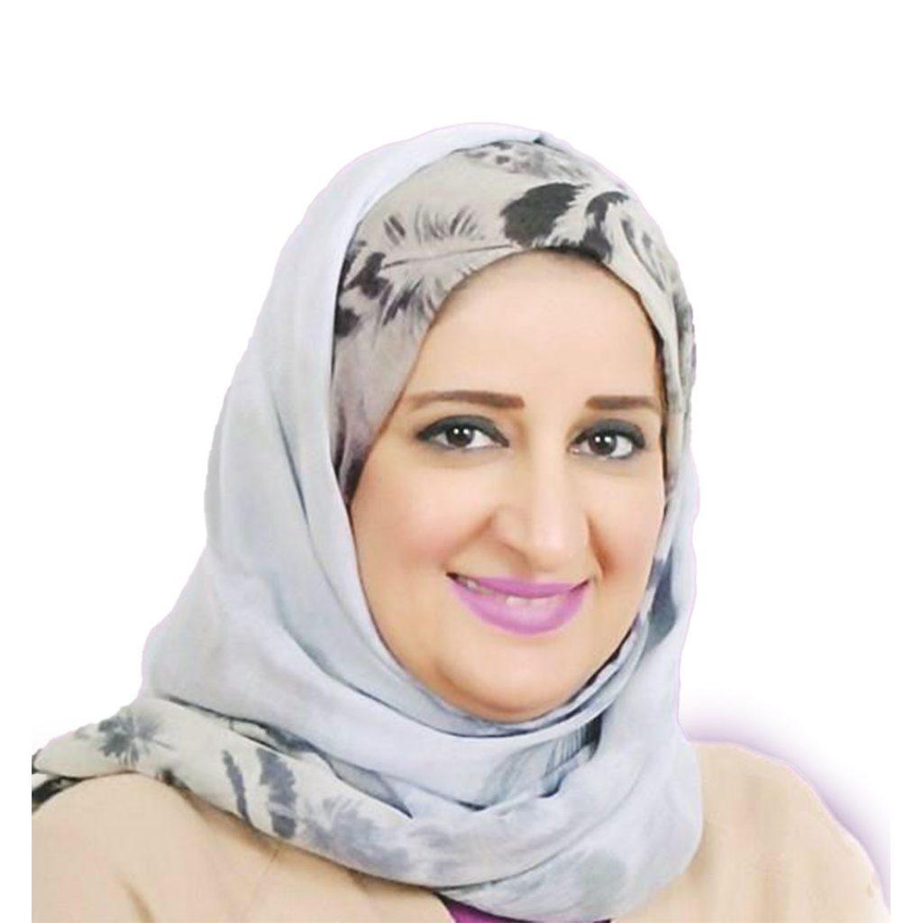 المرشدة د. مريم سعود العازمي - المرشد - Mariam Saud Alazmi